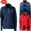 Ladies C7 Corvette Under Armour Qualifier Quarter Zip Jacket