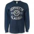 C7 Corvette Classic '58 Long Sleeve Shirt