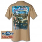 Chevrolet Salutes our Military T Shirt