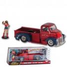 1952 Chevy Wonder Women Pickup 1:24th Diecast