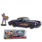 1957 Corvette Batgirl 1:24th Diecast