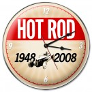 HOT ROD MAGAZINE 60th Anniversary CLOCK