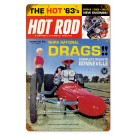 "Hot Rod Magazine Cover ""Prudhomme"" (Nov. 1962) Sign"