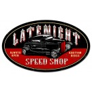 Latenite Speed Shop