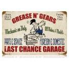 Grease Gears Garage