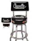 Chevelle EZ-Comfort Stool with Back