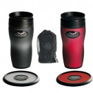 C6 Corvette Soft Touch Mug Set