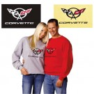 C5 Corvette Embroidered Sweatshirt