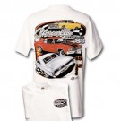 CHEVELLE SS BY CHEVROLET TEE-WHITE