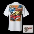 Route 66 America's Main Street T Shirt
