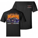 Camaro We'll Be There Youth T Shirt