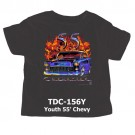 55 Chevy Youth T Shirt
