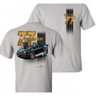 77 Trans Am Tooned Up T Shirt