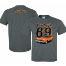 69 Charger Vintage T Shirt