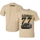 77 Trans Am Vintage T Shirt