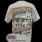 AMERICA'S HIGHWAY ROUTE 66 T-SHIRT