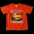 Kids Camaro Tee