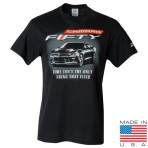 50th Anniversary Camaro Tee with Lansing Grand River Assembly Plant Logo