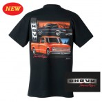67 Chevy Truckin T Shirt