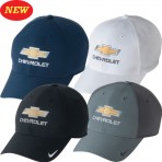 Chevrolet Hat with Gold Bowtie and Nike Swoosh