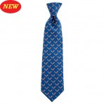 C7 Corvette Cross Flag Neck Tie