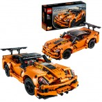 Corvette ZR1 Lego Set