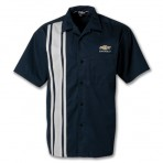 Chevrolet Camp Shirt with Race Stripe