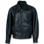 C7 Corvette Leather Jacket