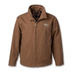 Chevrolet Conceal Carry Canvas Ranch Jacket with Gold Bowtie
