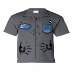 Mopar Little Mechanic Youth T Shirt